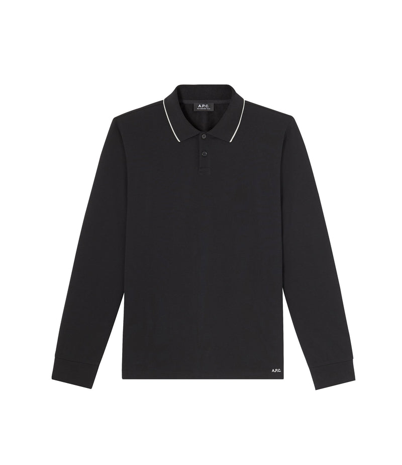 This is the Franck polo shirt product item. Style LZZ-1 is shown.