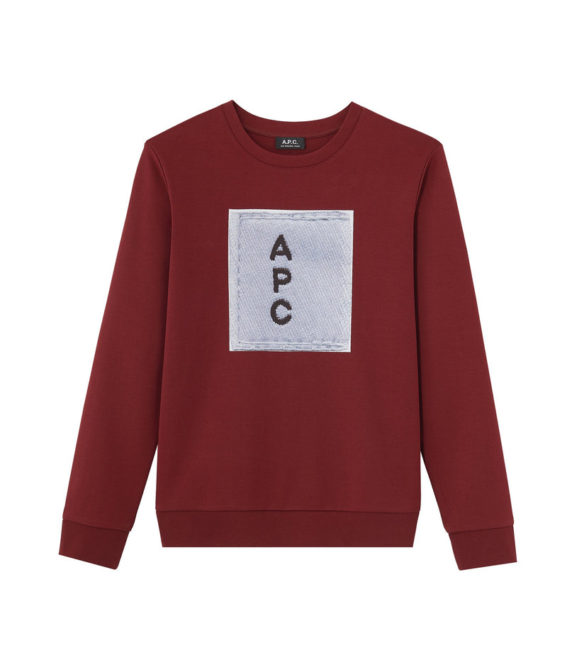 This is the Logo sweatshirt product item. Style GAC-1 is shown.