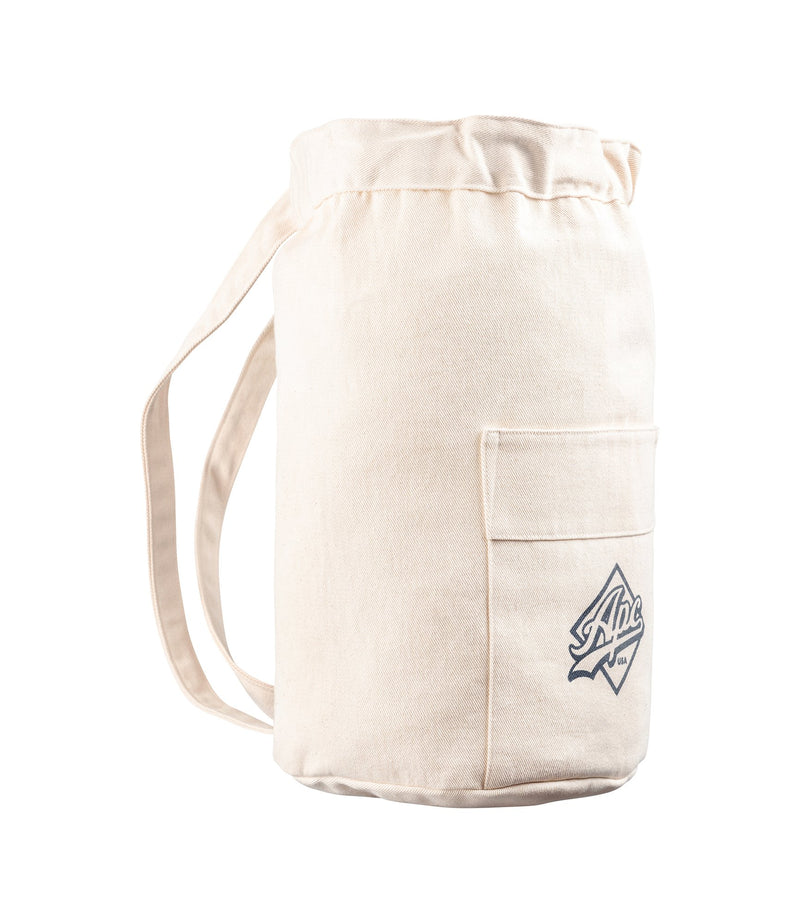This is the A.P.C. U.S. backpack product item. Style AAD-2 is shown.