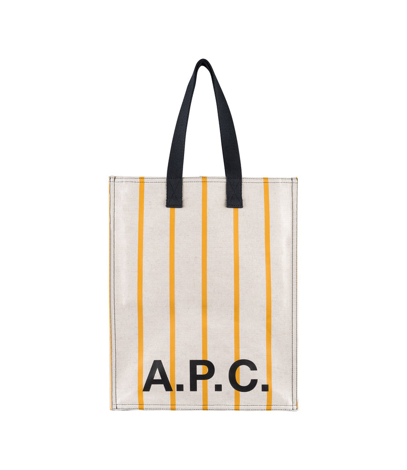 This is the Construction shopping bag product item. Style EAG-1 is shown.