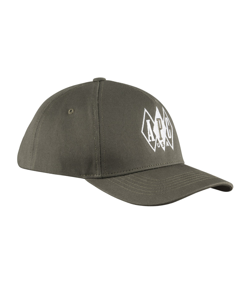 This is the A.P.C. U.S. Matthew cap product item. Style JAA-1 is shown.