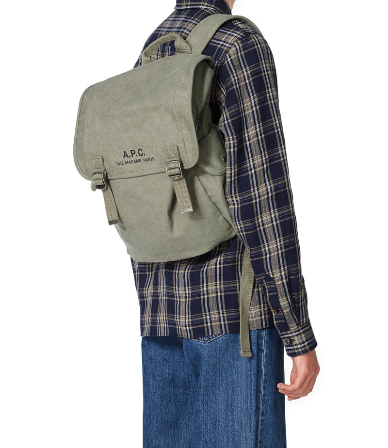 This is the Recovery backpack product item. Style JAA-2 is shown.