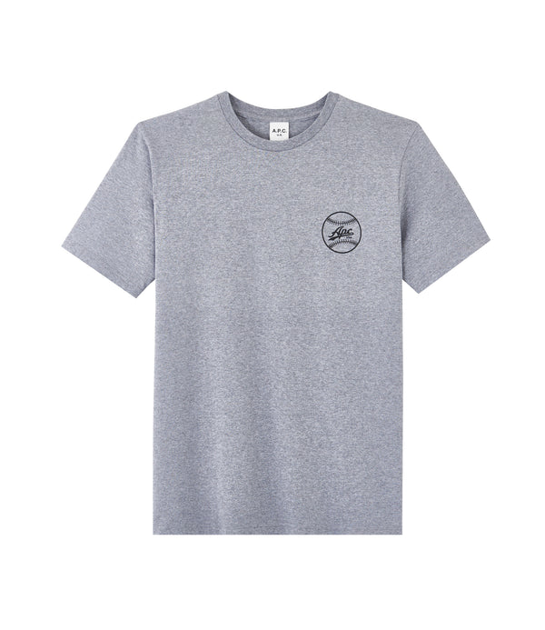 Arrol T-shirt - LAA - Grey