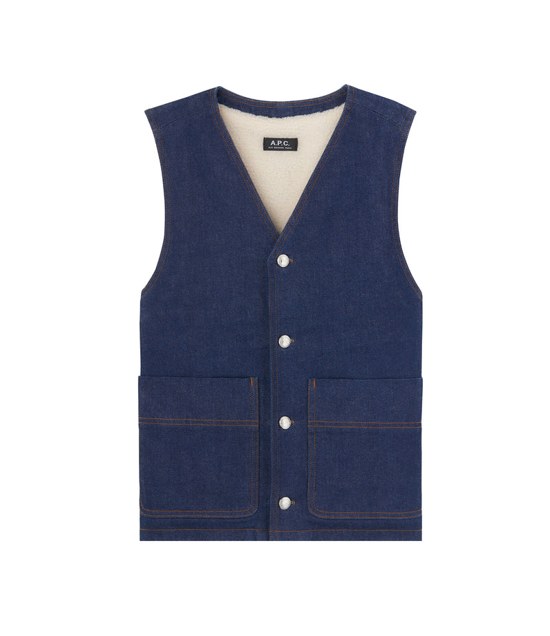 This is the Spud vest product item. Style IAI-1 is shown.