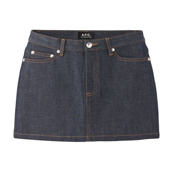 Mini-skirt - IAI - Indigo