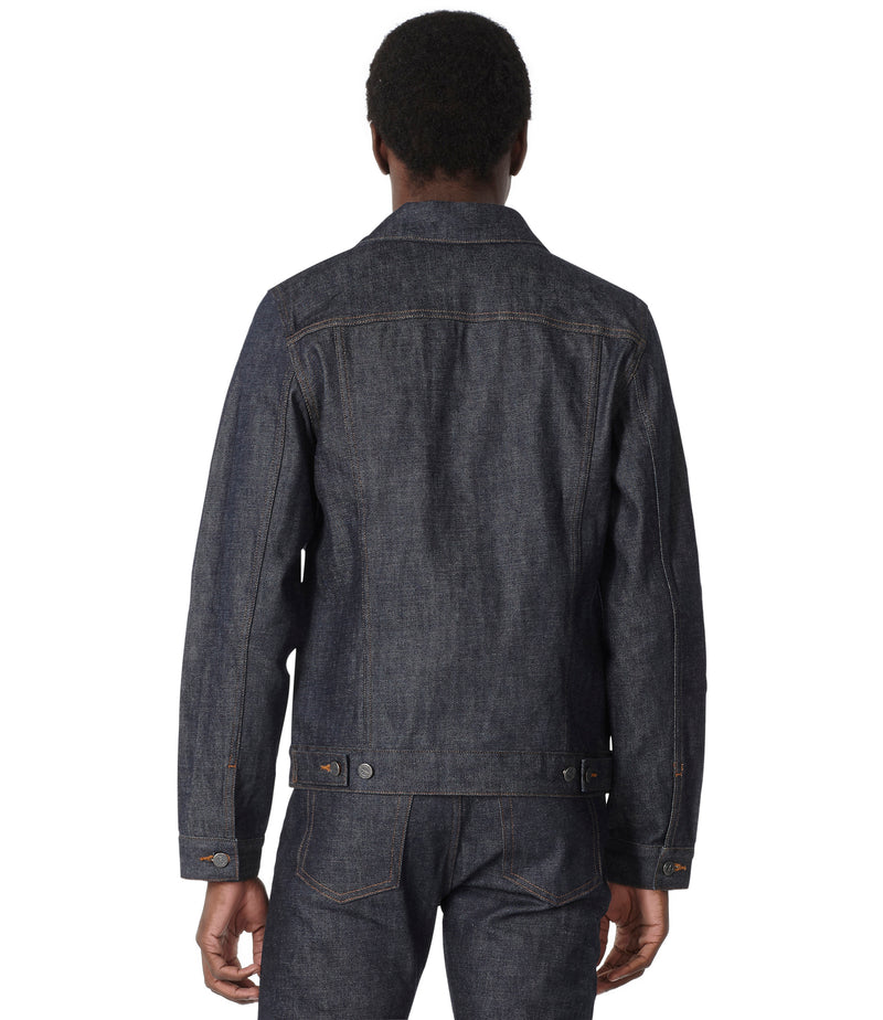 This is the Veste jean work product item. Style IAI-4 is shown.