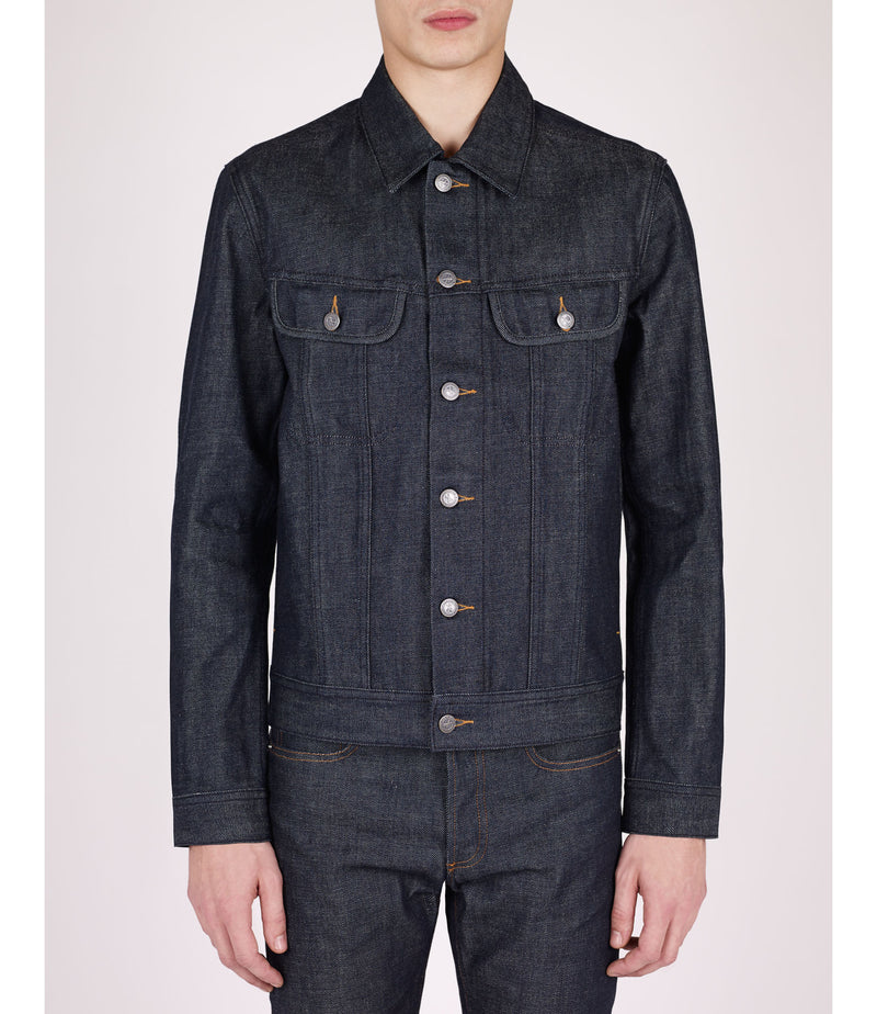 This is the Veste jean US product item. Style IAI-1 is shown.
