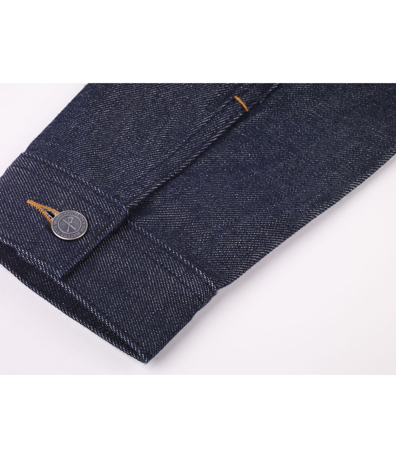 This is the Veste jean US product item. Style IAI-4 is shown.