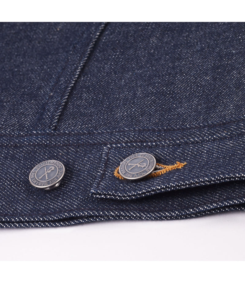 This is the Veste jean US product item. Style IAI-5 is shown.