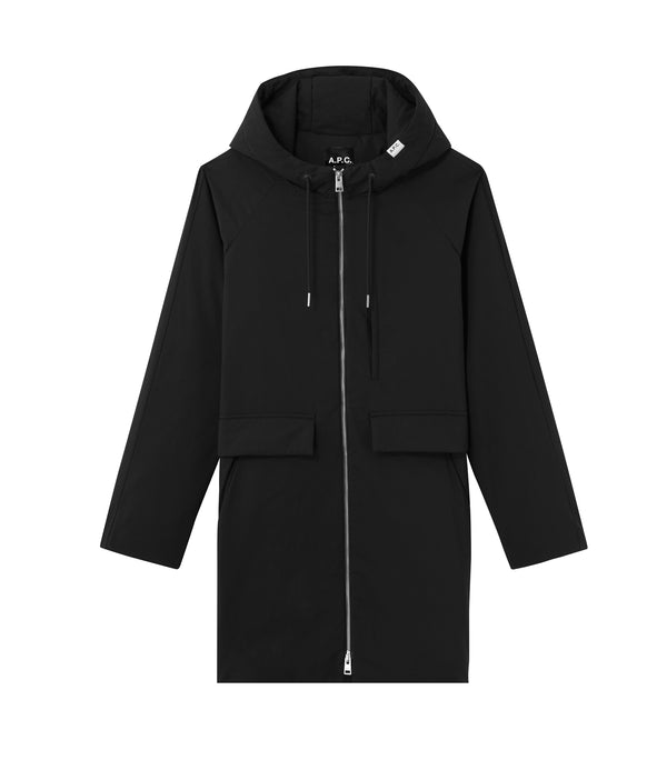 Wind parka - LZZ - Black