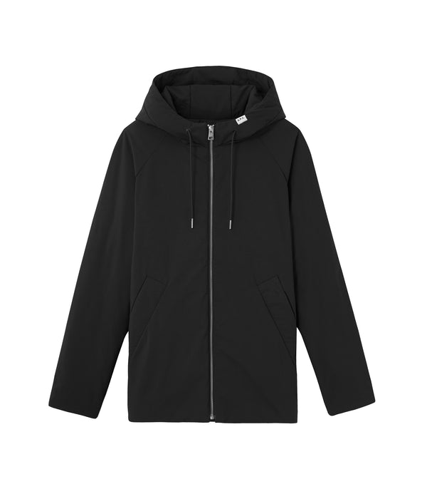 East parka - LZZ - Black
