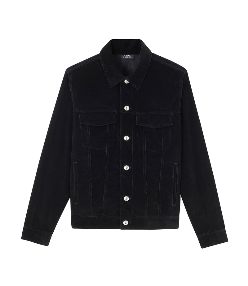 This is the Charles jacket product item. Style LZZ-1 is shown.