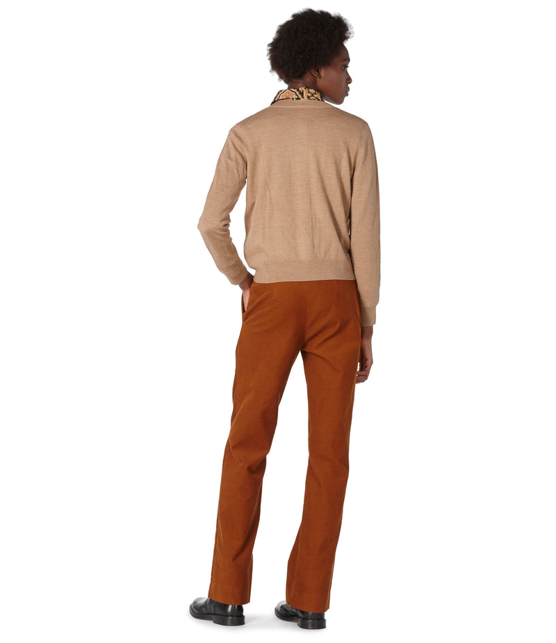 This is the Albane pants product item. Style CAF-3 is shown.