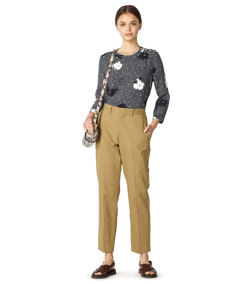 This is the Raphaëlle pants product item. Style BAC-2 is shown.