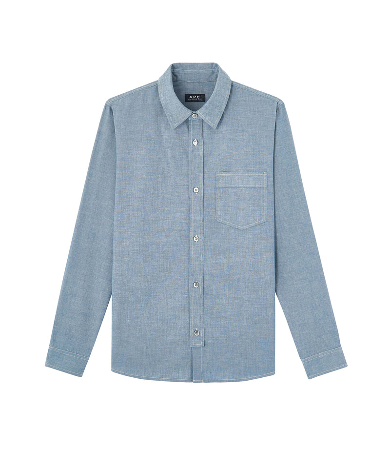 This is the Pond shirt product item. Style IAL-1 is shown.