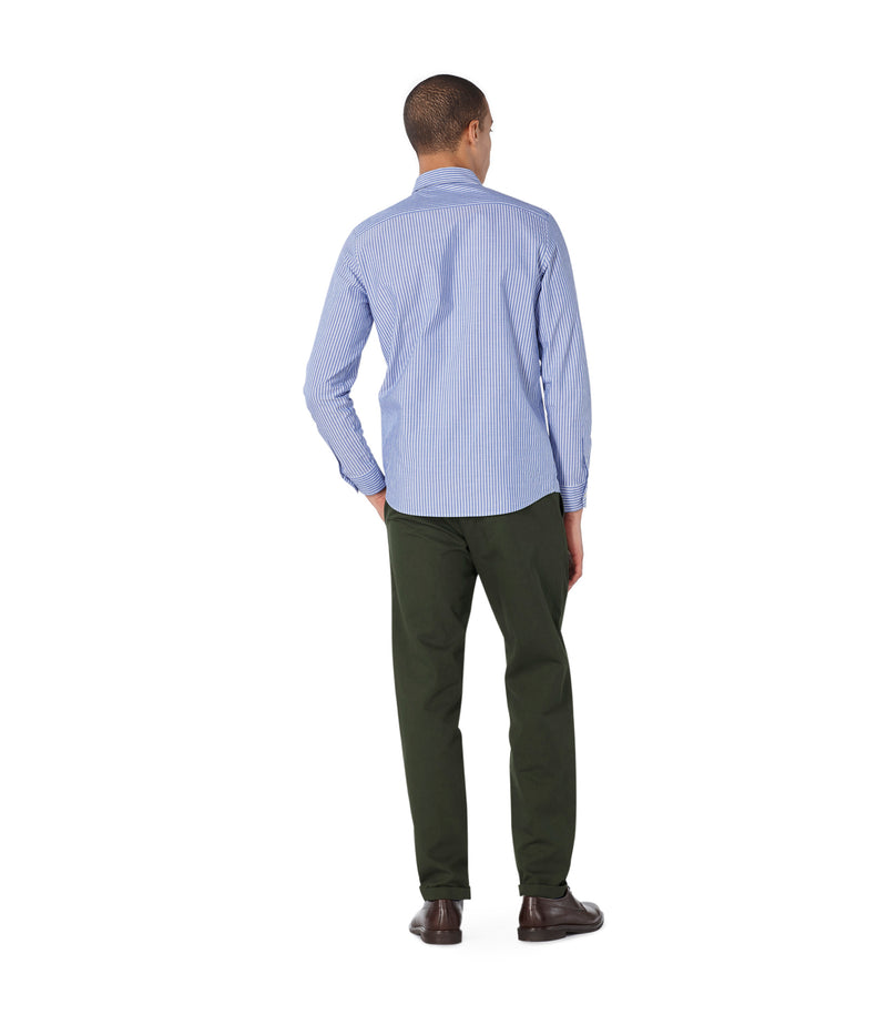 This is the Barthélemy shirt product item. Style IAJ-2 is shown.