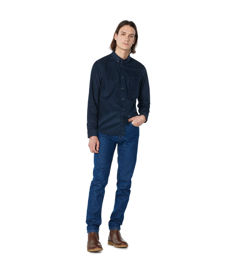 This is the Serge shirt product item. Style IAJ-4 is shown.