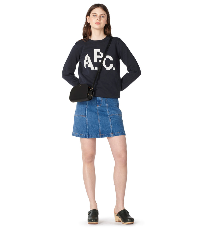 This is the Décalé sweatshirt product item. Style IAK-2 is shown.