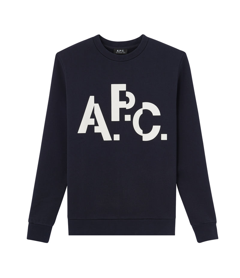 This is the Décalé sweatshirt product item. Style IAK-1 is shown.