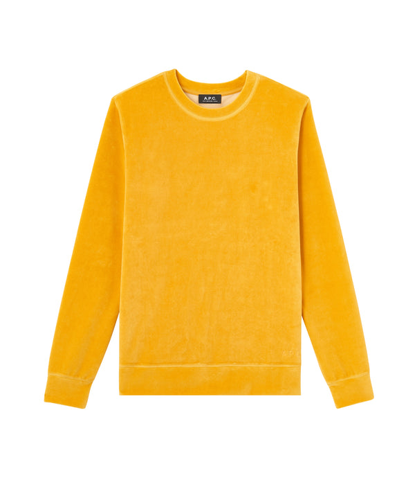 Band sweatshirt - DAA - Yellow