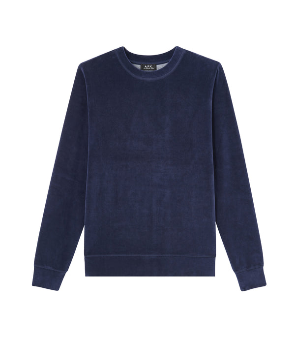 Band sweatshirt - IAK - Dark navy blue