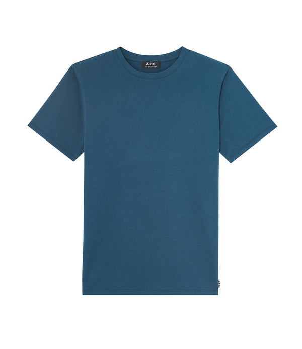 Jimmy T-shirt - IAE - Peacock blue