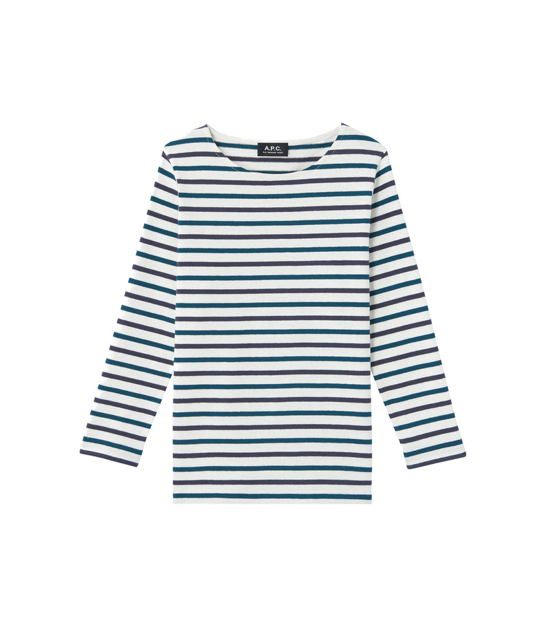 This is the Catarina sailor top product item. Style AAB-1 is shown.