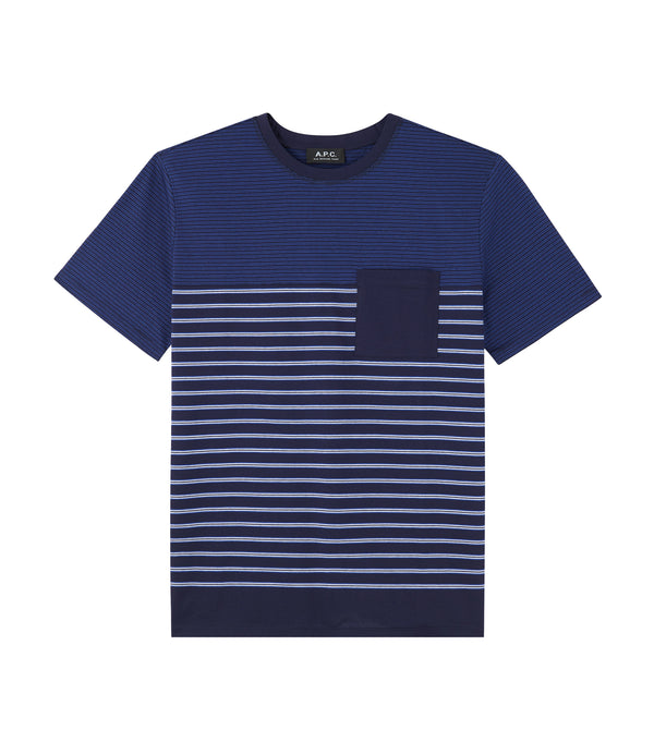Joan T-shirt - IAK - Dark navy blue