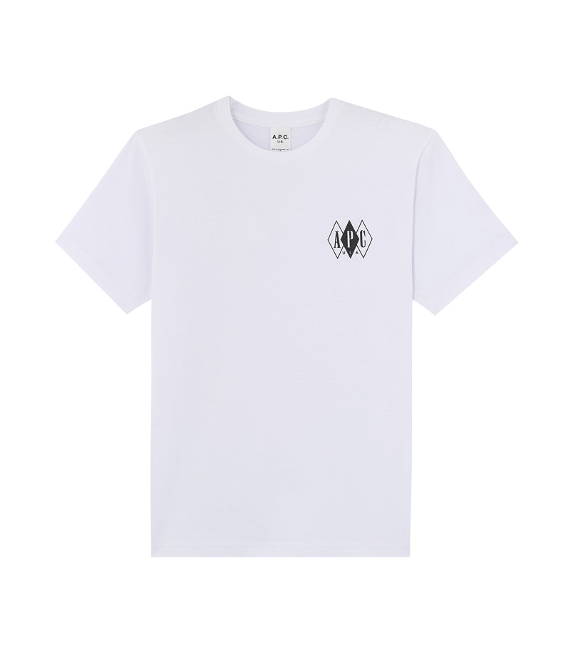 This is the Abram T-shirt product item. Style AAB-1 is shown.