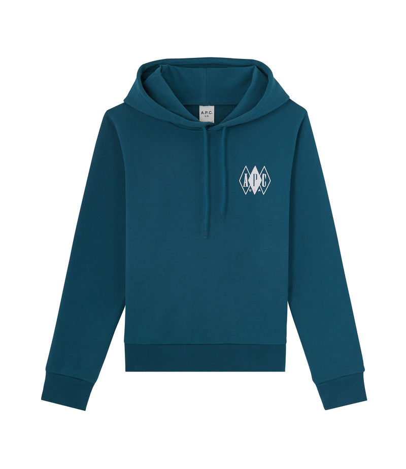 This is the Beau hoodie product item. Style IAE-1 is shown.