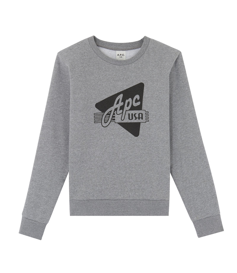 This is the Asa sweatshirt product item. Style LAB-1 is shown.
