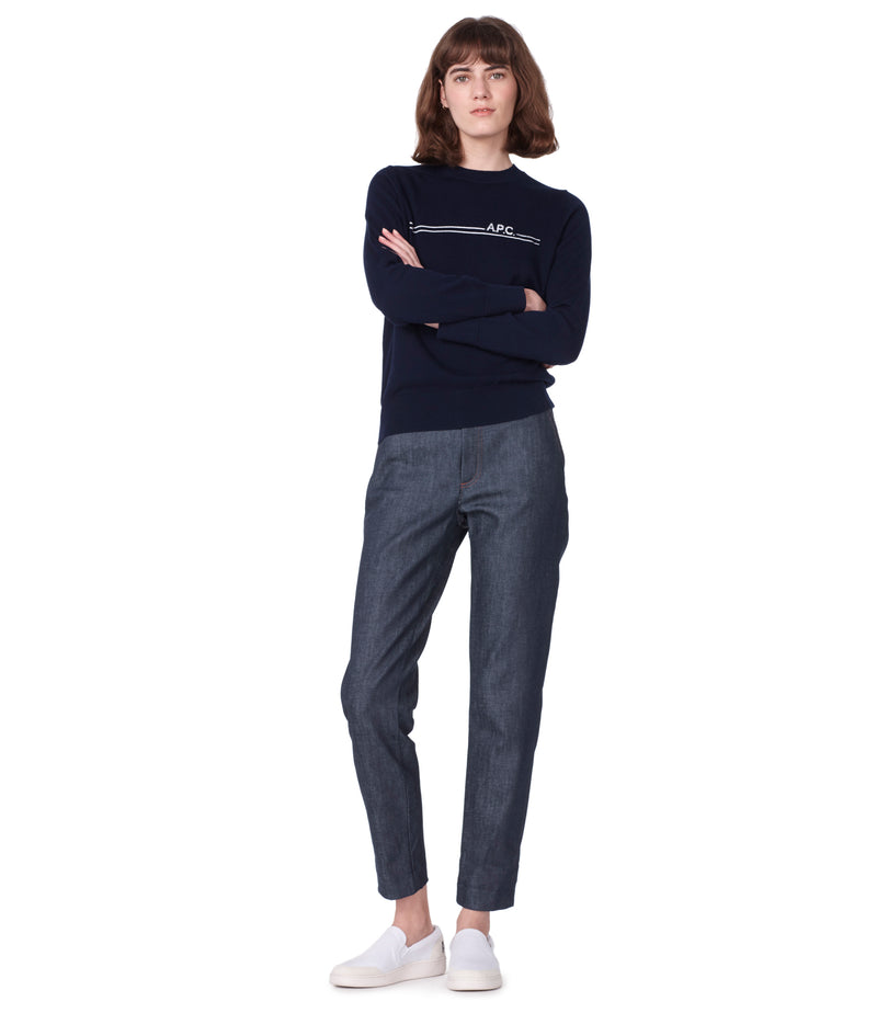 This is the Eponymous sweater product item. Style IAK-2 is shown.