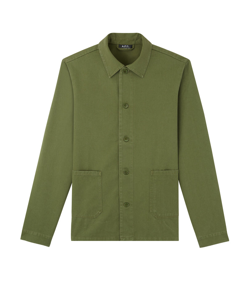 This is the Kerlouan jacket product item. Style KAF-1 is shown.