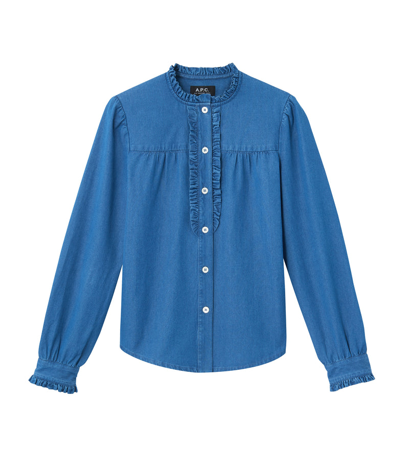 This is the Zola shirt product item. Style IAL-1 is shown.