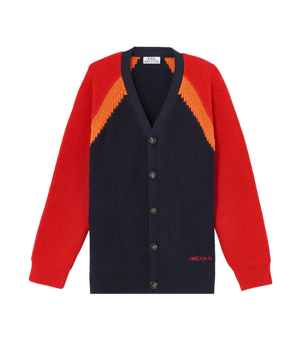 Dream On cardigan - IAJ - Navy