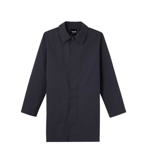Novembre raincoat - IAK - Dark navy blue