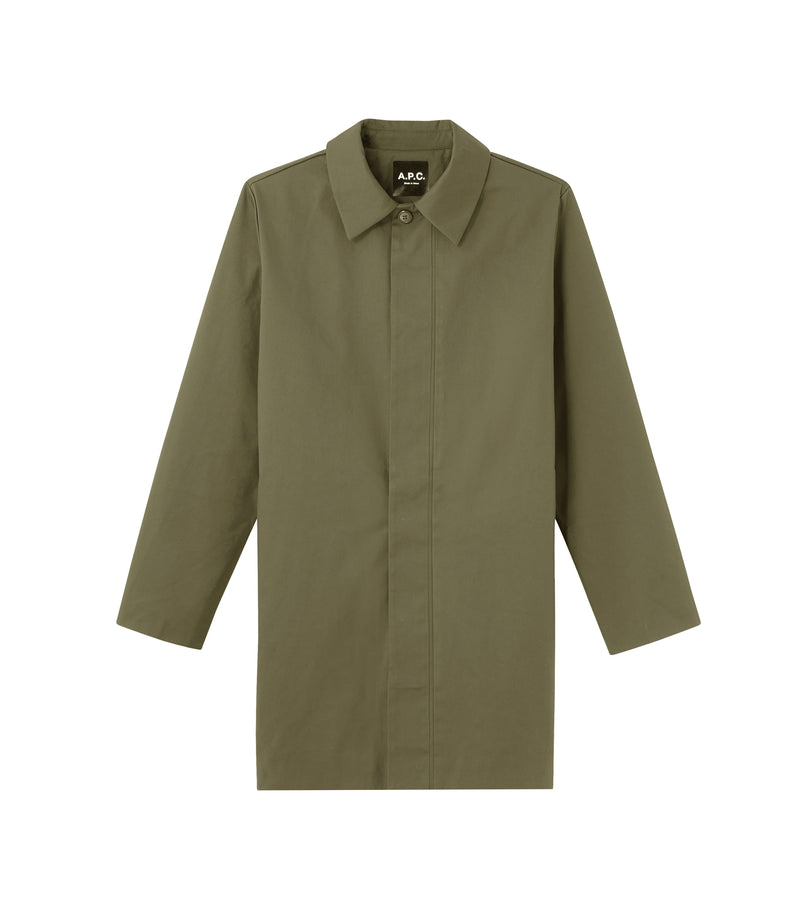 This is the Novembre raincoat product item. Style JAC-1 is shown.