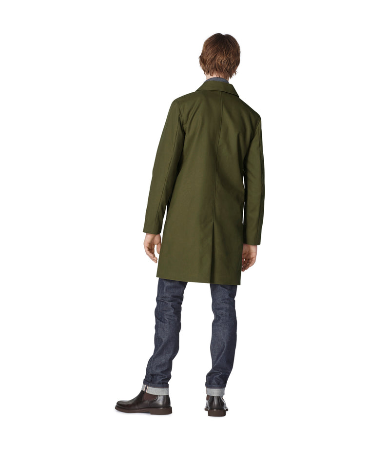 This is the Novembre raincoat product item. Style JAC-3 is shown.