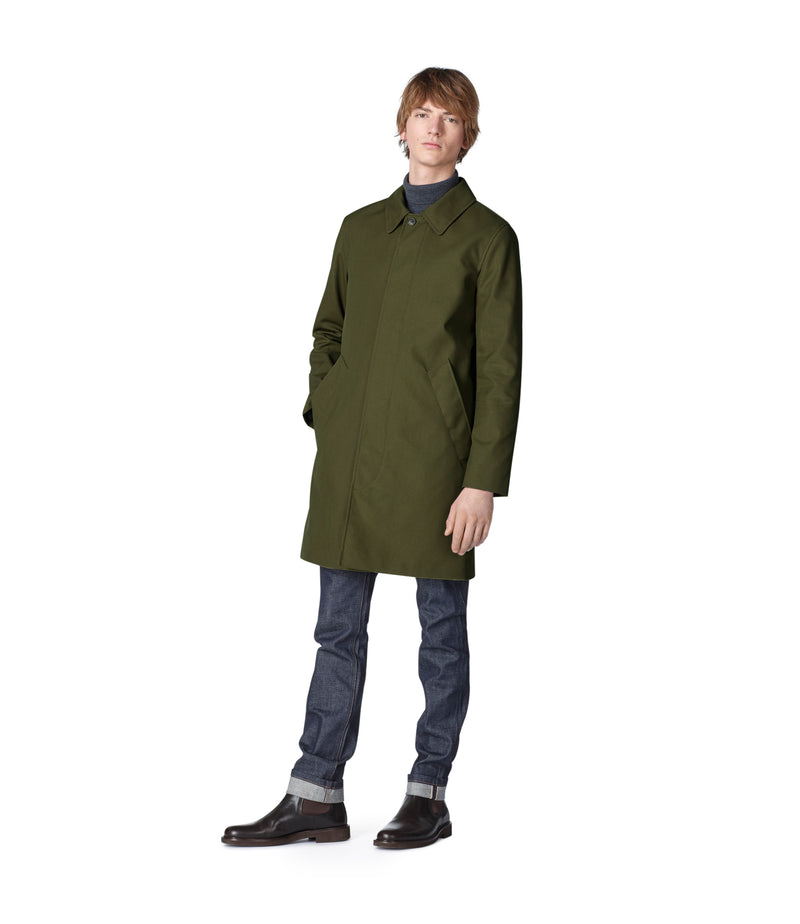 This is the Novembre raincoat product item. Style JAC-2 is shown.