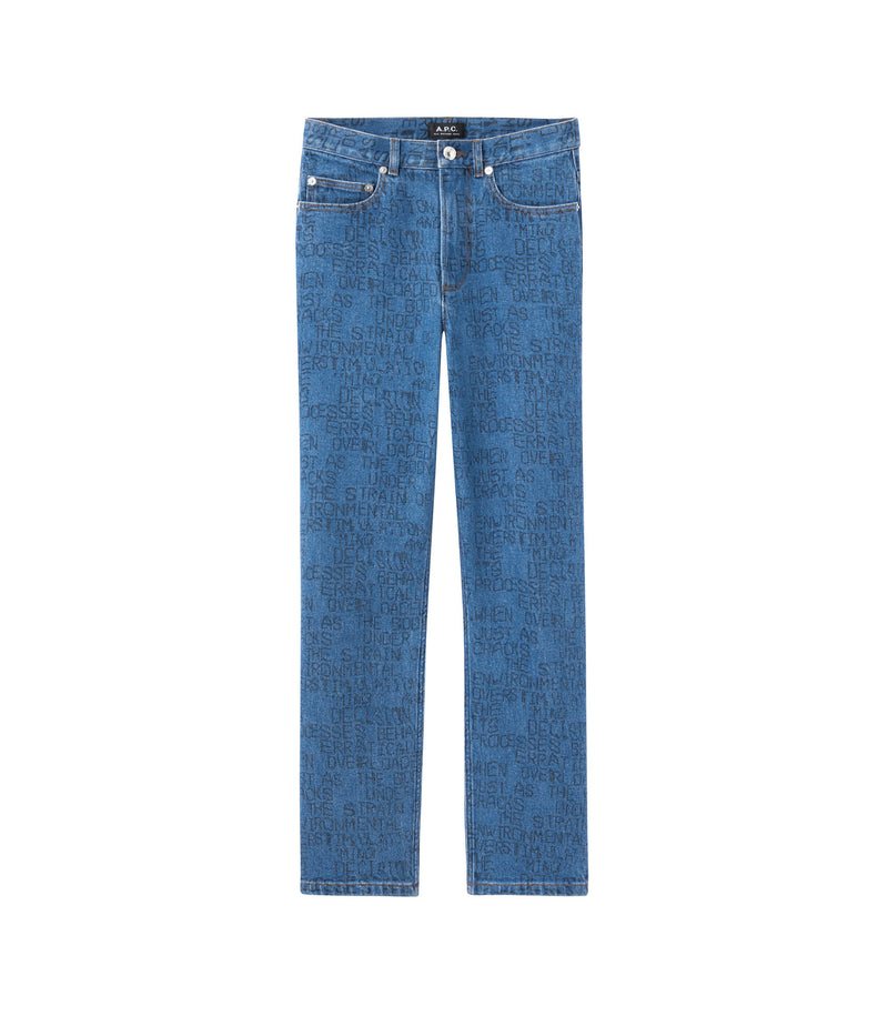 This is the Crypt jeans product item. Style IAA-1 is shown.