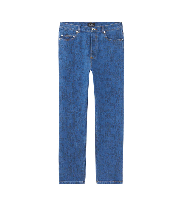 Men's Crypt jeans - IAA - Blue