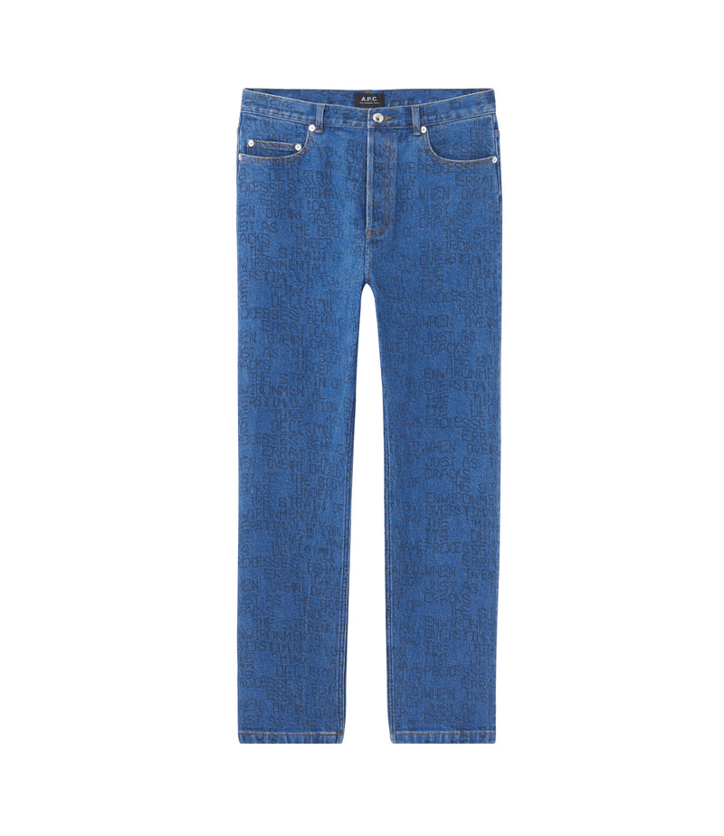 This is the Men's Crypt jeans product item. Style IAA-1 is shown.