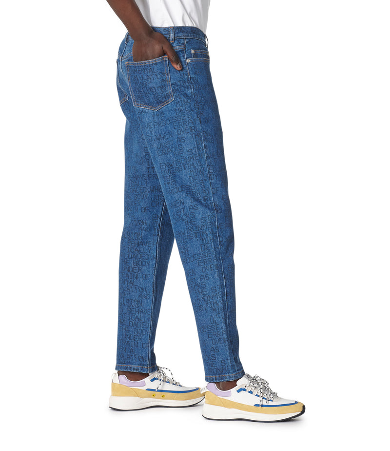 This is the Men's Crypt jeans product item. Style IAA-5 is shown.