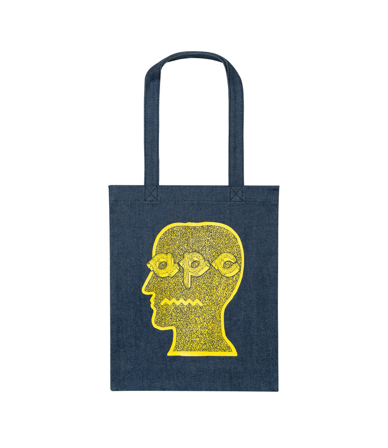 This is the Brain Dead tote bag product item. Style DAA-1 is shown.