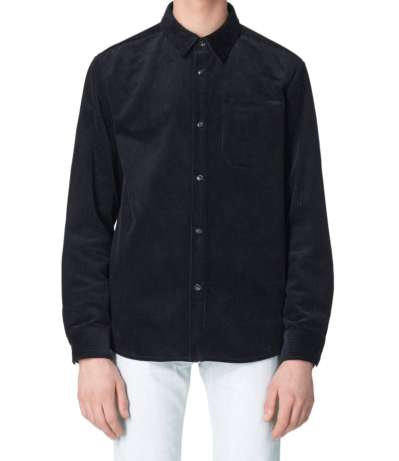 This is the Marc overshirt product item. Style IAK-2 is shown.