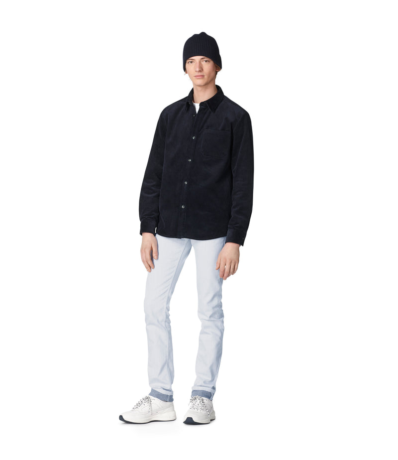 This is the Marc overshirt product item. Style IAK-3 is shown.