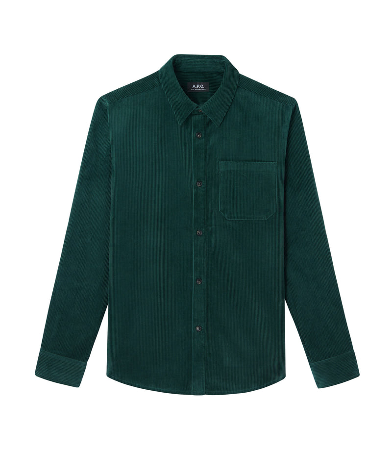 This is the Marc overshirt product item. Style KAG-1 is shown.