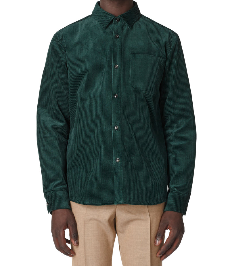 This is the Marc overshirt product item. Style KAG-2 is shown.