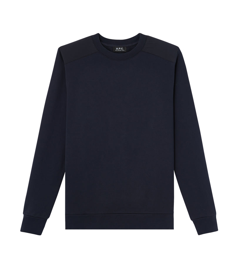 This is the Shoulders sweatshirt product item. Style IAK-1 is shown.