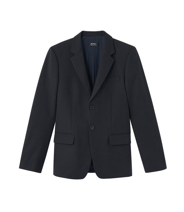 Harry jacket - IAK - Dark navy blue